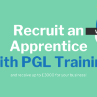 Recruit an Apprentice today and receive up to £3000